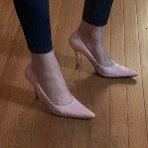 Steve Madden Shoes - Blush Pointed Toe Stilettos